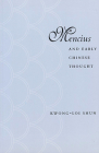 Mencius and Early Chinese Thought Cover Image