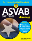 2021 / 2022 ASVAB for Dummies: Book + 7 Practice Tests Online + Flashcards + Video Cover Image