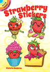 Strawberry Stickers (Dover Little Activity Books Stickers) Cover Image