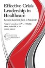 Effective Crisis Leadership in Healthcare: Lessons Learned from a Pandemic Cover Image