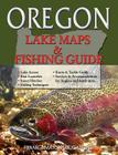 Oregon Lake Maps & Fishing Guide Cover Image
