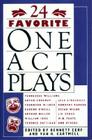 24 Favorite One Act Plays Cover Image