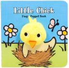 Little Chick: Finger Puppet Book Cover Image