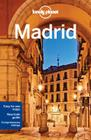 Lonely Planet Madrid Cover Image