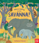 Who's Hiding on the Savanna? Cover Image