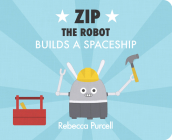 Zip the Robot Builds a Spaceship Cover Image