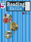 Reading Skills: Grade 5 (Flash Kids Harcourt Family Learning) Cover Image