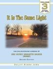 It Is The Same Light: The Enlightening Wisdom of Sri Guru Granth Sahib (Volume #3) Cover Image