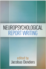 Neuropsychological Report Writing Cover Image