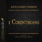 Holy Bible in Audio - King James Version: 1 Corinthians Cover Image