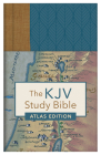 The KJV Study Bible: Atlas Edition [Woodland Thumb-Indexed] Cover Image