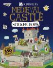 Medieval Castle Sticker Book (Scribblers Fun Activity) Cover Image