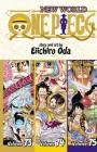 One Piece (Omnibus Edition), Vol. 25: Includes vols. 73, 74 & 75 Cover Image