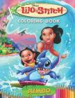 Lilo and Stitch Coloring Book: Jumbo Coloring Book With High Quality Images for kids ages 3 to 8 Cover Image