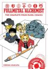 Fullmetal Alchemist: The Complete Four-Panel Comics Cover Image