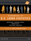 Handbook of U.S. Labor Statistics 2021: Employment, Earnings, Prices, Productivity, and Other Labor Data (U.S. Databook) Cover Image