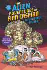 The Alien Adventures of Finn Caspian #2: The Accidental Volcano Cover Image