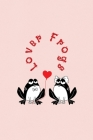 Lover Frogs: Valentine's Day Gift - ToDo Notebook in a cute Design - 6