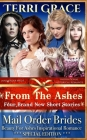 Mail Order Bride: From The Ashes: Inspirational Historical Romance Cover Image