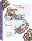 The Art of the Doodle: Discover Your Inner Artist - Includes Instructional Book and Guided Journal Cover Image