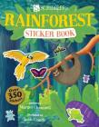 Rainforest Sticker Book (Scribblers Fun Activity) Cover Image