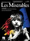 Les Miserables: Instrumental Solos for Tenor Sax Cover Image