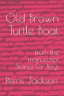 Old Brown Turtle Boat: from the manuscript Stories For Boys Cover Image