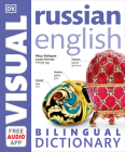 Russian English Bilingual Visual Dictionary Cover Image