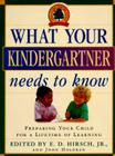 What Your Kindergartner Needs to Know Cover Image