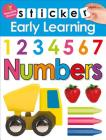 Sticker Early Learning: Numbers Cover Image