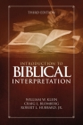 Introduction to Biblical Interpretation: Third Edition Cover Image