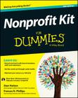 Nonprofit Kit for Dummies [With CDROM] Cover Image