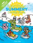 Super-Duper Summery Doodle Book (Super-Duper Doodle Books) Cover Image