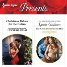 Christmas Babies for the Italian & the Greek Demands His Heir Cover Image