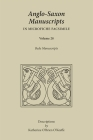 ASMv28 Bede Manuscripts (Medieval and Renaissance Texts and Studies #559) Cover Image