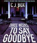 Three Weeks to Say Goodbye Cover Image