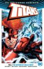 Titans Vol. 1: The Return of Wally West (Rebirth) Cover Image