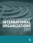 The Europa Directory of International Organizations 2020 Cover Image