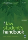 The a Law Student's Handbook Cover Image