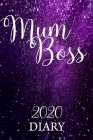 Mum Boss 2020 Diary: Week to a view Cover Image