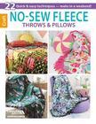 No-Sew Fleece Throws & Pillows Cover Image