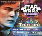 Star Wars: The New Jedi Order: Traitor: Book 13 Cover Image