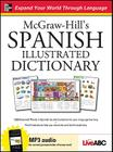 McGraw-Hill's Spanish Illustrated Dictionary [With CD (Audio)] (McGraw-Hill Dictionary) Cover Image