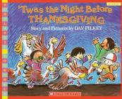 Twas the Night Before Thanksgiving (Scholastic Bookshelf) Cover Image
