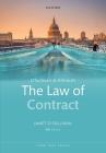 O'Sullivan & Hilliard's the Law of Contract Cover Image