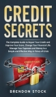 Credit Secrets: The Complete Guide to Repair Your Credit and Improve Your Score Change Your Financial Life. Manage Your Expenses and M Cover Image