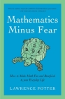 Mathematics Minus Fear Cover Image