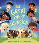 The Great Puppy Invasion Cover Image