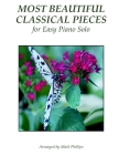 Most Beautiful Classical Pieces for Easy Piano Solo Cover Image