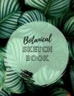 Botanical Sketchbook Cover Image
